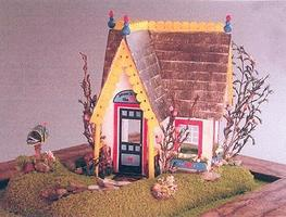 Grandt Mrs Polliwaddles Home - O-Scale