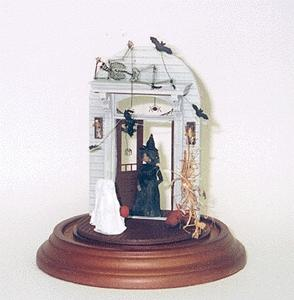 Grandt Line Products Inc Wanda's Place (Halloween) - O-Scale