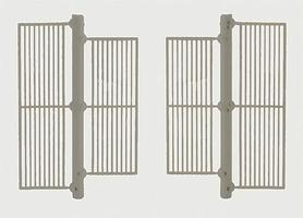 Grandt HO Iron Railing (2 Sets)