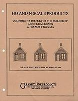 Grandt Grandt HO & N Catalog #1 Model Railroading Catalog #9991