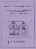 Grandt Grandt Line Catalog for Small Scale Miniatures Model Railroading Catalog #9993