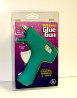 GlueGuns Electric Hi-Temp Mini Glue Gun w/Trigger