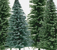 Grand-Central Spruce Trees Med 5'' 20/ (20)