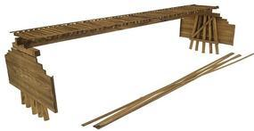 Grand-Central Deck w/backheads 24'' O-Scale