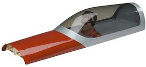 Great-Planes Canopy/Hatch w/Pilot Escapade .40-.56 ARF