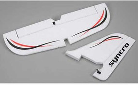 Great-Planes Tail Set Syncro EDF