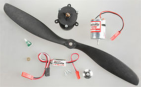 Great Planes R C Electric Airplane Motor Systems