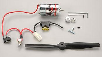 Electrifly T 600dd Motor System 7 2 9 6v Gpmgpmg0750
