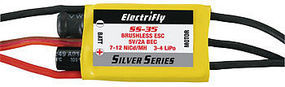 Great-Planes ElectriFly Silver Series 35A Brushless ESC 5V/2A BEC