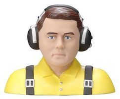 Great-Planes Pilot 1/3 Civilian Yellow