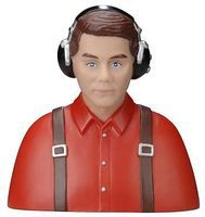 Great-Planes Pilot 1/5 Civilian Red