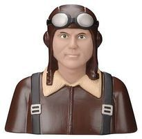 Great-Planes Pilot 1/4 WWI German Brown