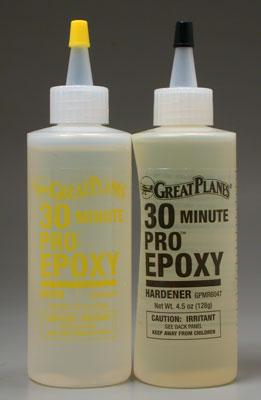 Great Planes Pro Epoxy 30-Minute Formula 9 oz