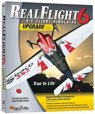 RealFlight 6 Upgrade for G4 and Above