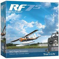 Great-Planes RealFlight 7.5 w/InterLink Elite Mode 2