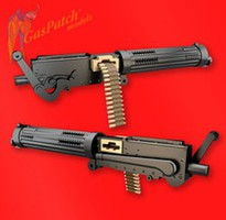 Gas-Patch 1/32 Vickers 11mm Balloon Buster Machine Gun Kit (2)