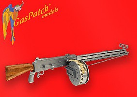 Gas-Patch 1/32 Parabellum MG14 WWI German Machine Gun Kit (1)