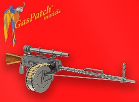 Gas-Patch 1/32 Parabellum MG14/17 WWI German Machine Gun Kit (1)