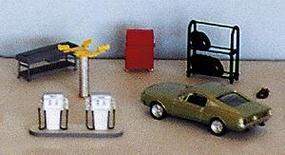 Great-West 1960-1980s Gas Pumps 2/ - HO-Scale (2)