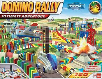 GOLIATH GAMES, LLC Domino Rally Ultimate Adventure