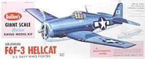 Guillows 32-3/4 Wingspan F6F3 Hellcat Kit