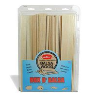 Box O'Balsa Random Sizes