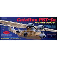 Guillows Giant Scale WWII Model PBY-5a Catalina
