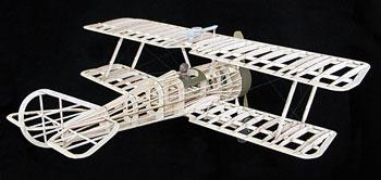 Guillows 1/14 Thomas Morse S4C Scout 24'' Laser Cut