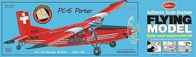 Guillows 26-1/16 Wingspan PC6 Porter Laser Cut Kit