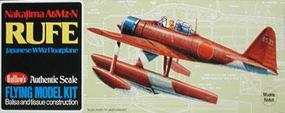Guillows Model Kit WWII Model Rufe