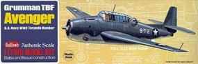 Guillows Model Kit WWII Model Avenger