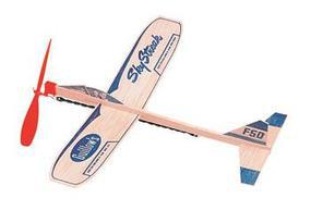 Guillows Skystreak Glider Deal Rubber Pwd (2dz)
