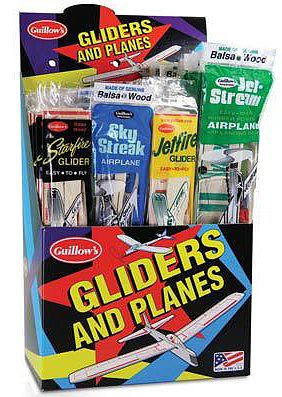Guillows Balsa Planes Combo Pack 4 (48)