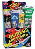 Guillows Balsa Glider & Airplane Combo Pack (48)
