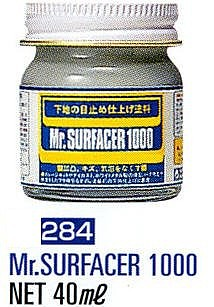 Gunze-Sangyo Mr. Surfacer 1000 40ml Bottle (6/Bx)