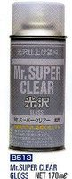 Gunze-Sangyo Mr. Super Clear Gloss 170ml (Spray)