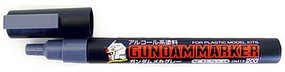 Gunze-Sangyo Mr. Hobby Gundam Marker Mechanical Gray Hobby Craft Paint Marker #gm13