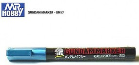 Mr. Hobby Gundam Marker Metallic Blue