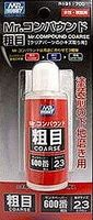 Gunze-Sangyo Mr. Compound Coarse 600 25cc Bottle w/Cloth