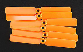 Grand-Wing 4x4 Prop 102x102mm Orange (6)