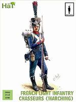 Hat French Chasseurs Marching Plastic Model Military Figure Set 28 mm #28004