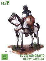 Hat Almoravid Light Calvary Plastic Model Military Figure Set 28mm #28021