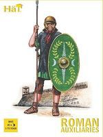 Hat Flavian Roman Auxiliaries Plastic Model Military Figure 1/72 Scale #8065