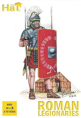 Hat Roman Legionaries Flavian Plastic Model Military Figure 1/72 Scale #8082
