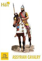 Hat Assyrian Calvary Plastic Model Military Figure Set 1/72 Scale #8125