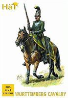 Hat Wurttemberg Cavalry Plastic Model Military Figure 1/72 Scale #8175