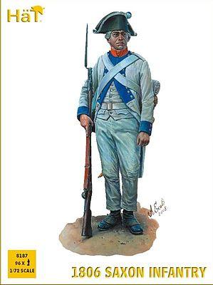 Napoleonic Swedish Artillery 1:72 Hat 8231