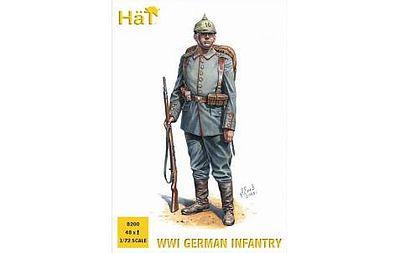 8110 WWI German Heavy Weapons Set 1:72 HAT