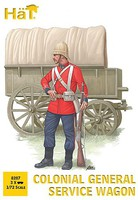 Hat Colonial General Service Wagon