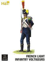 Hat French Light Infantry Voltigeurs Plastic Model Military Figure Set 1/32 Scale #9302